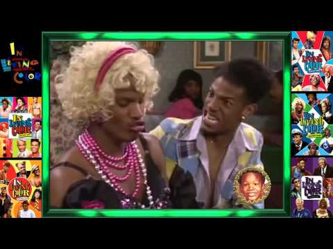"""Ugly Wanda Meets The Ugly Man"" * In Living Color * Jamie Foxx"