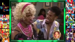 """""""Ugly Wanda Meets The Ugly Man"""" * In Living Color * Jamie Foxx"""