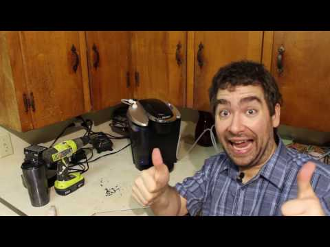 How To Connect A Water Line To Your Keurig Coffee Maker
