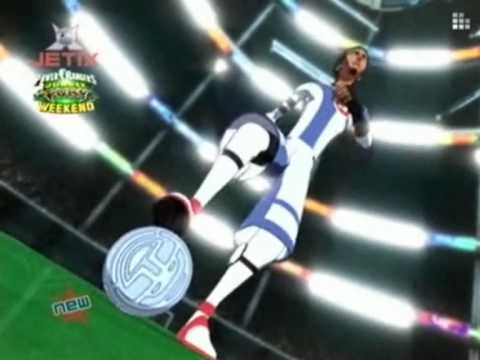 Galactik Football Unforgetable Moments