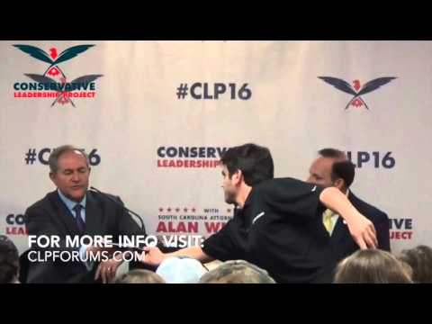 CLP Presidential Forum: Gov. Jim Gilmore with Attorney General Alan Wilson