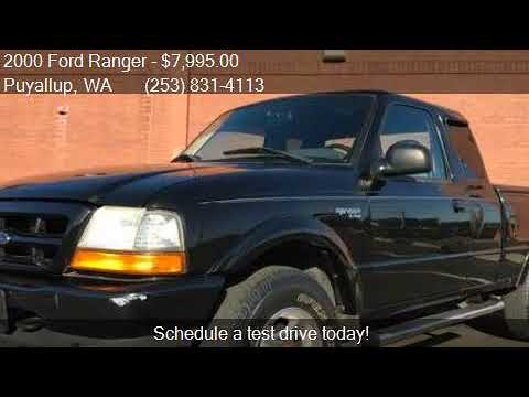 2000 ford ranger xlt 2dr 4wd extended cab sb for sale in puy