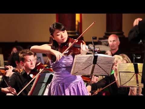 Delius Violin Concerto, Yuka Ishizuka (violin)