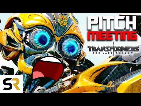 Download Youtube: TRANSFORMERS: THE LAST KNIGHT Pitch Meeting - How It All Started