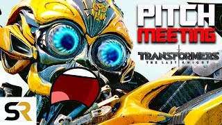 Transformers: The Last Knight Pitch Meeting thumbnail
