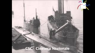 [Marina da guerra italiana] (unidentified)