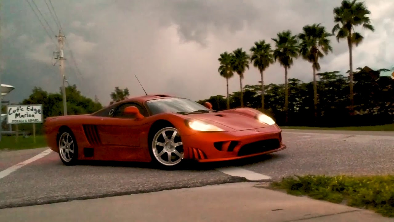 Saleen S7 For Sale >> 2004 Saleen S7 For Sale