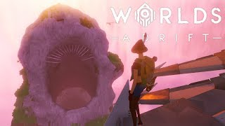 A NEW METHOD OF BUILDING SHIPS! WILL IT WORK? LET'S FIND OUT! | Worlds Adrift Closed Beta