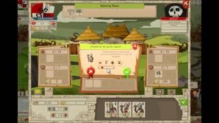[RO].Goodgame Empire Romania #1 Prezentarea jocului/Regele ghimpe!