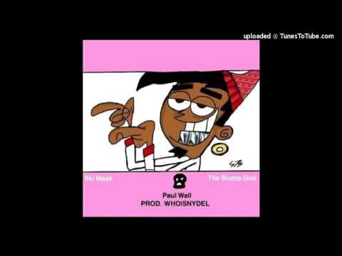 SKI MASK THE SLUMP GOD   NEW AGE CHIP SKYLARK PROD WHOISNYDEL