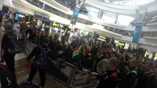 Wales Deaf - South Africa Tour
