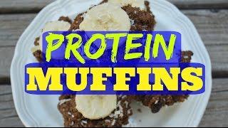 Low Fat Vegan Protein Raisin Bran Muffin Recipe