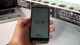 HTC ONE M8 Modo de Fábrica. Borrado General