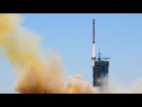 China successfully launched the remote sensing satellite VRSS-2 for Venezuela
