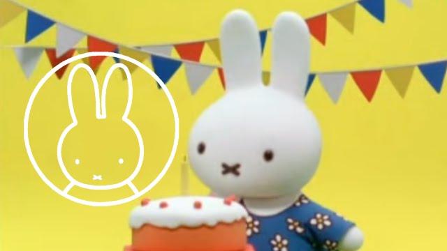 Miffys Birthday