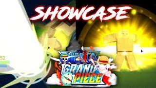 GRAND PIECE ONLINE GAME SHOWCASE
