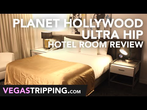 Room Rundown: Planet Hollywood Ultra Hip #3658 - VegasTripping.com