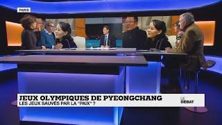 Jeux Olympiques de Pyeongchang : les jeux sauvés par la