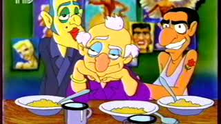 "Маски шоу ""Сухой закон"" мультфильм 1998г."