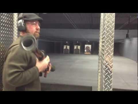 Shooting A Full-auto AK-47, PKM Light Machinegun And Russian RPG-7