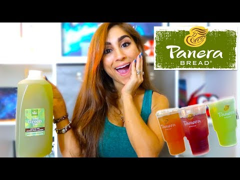 Did You Know This About PANERA BREAD?! Drink Hack!