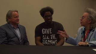 W.Kamau Bell and Exec. Producer Mark Herzog On The History of Comedy