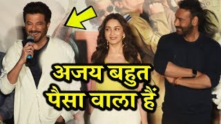 Anil Kapoor Teases Ajay Devgn On Total Dhamaal Trailer Launch  Madhuri Dixit  Arshad