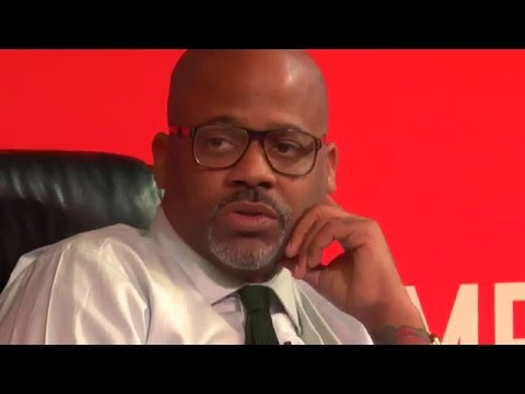 Dame Dash talks Success, Kids, Racism, Ethics, Too Honorable  and more with Ron James