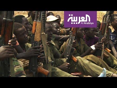 اليونسيف تسرح الأطفال العسكر في جنوب السودان  - 20:53-2018 / 11 / 10
