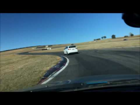 Chasing an Audi S3 - Wakefield Park - Trackday Club