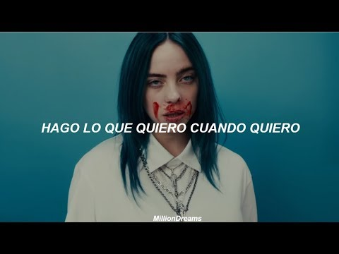 letra de bad guy en español