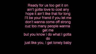 I get lonely too lyrics drake