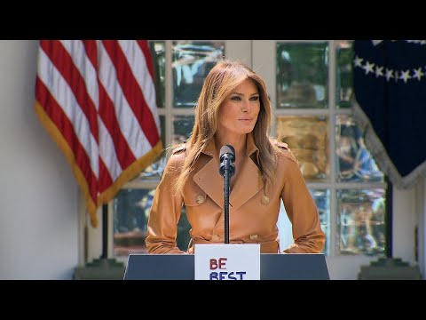 Doctor Explains Melania Trump's Medical Procedure