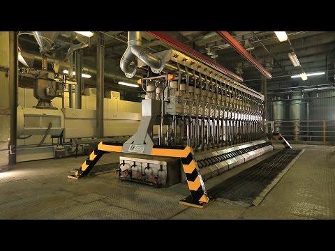 Сделано в Кузбассе HD: Процесс производства нетканых материалов