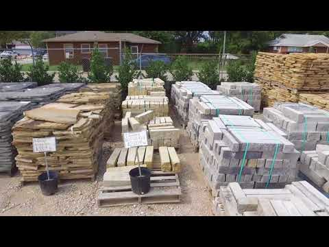 Outdoor Warehouse Supply | Dallas Stone Yard & Wholesale Nursery