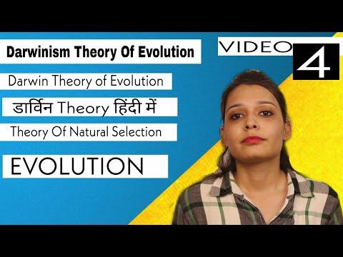 Darwinism Theory Of Evolution | Darwin Theory Of Evolution | Darwin Theory Of Natural Selection - 4