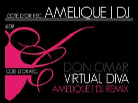 Don omar virtual diva amelique dj remix youtube - Don omar virtual diva ...
