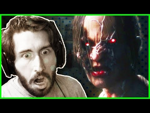 I Was Not Expecting The JUMP SCARES! | The Evil Within 2 [PART 1] (Gameplay)