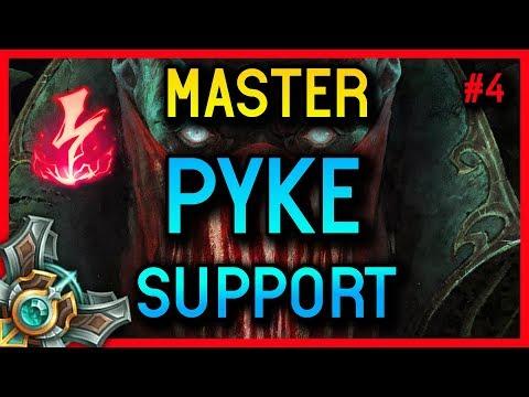 MASTER SUPPORT PYKE SEASON 8 #4 - League of Legends thumbnail