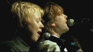 Lind, Nilsen, Fuentes, Holm - Never Easy (Live, Oslo Spektrum) HD