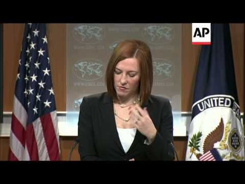 State Department comments on CAR, political unrest in Ukraine and Thailand