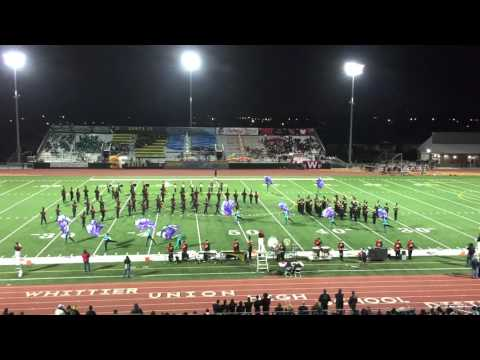 La Serna High School Band Jamboree 2015