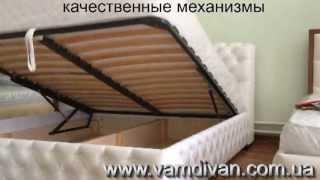 кровать Честер с подъемным механизмом(, 2013-07-13T13:01:48.000Z)