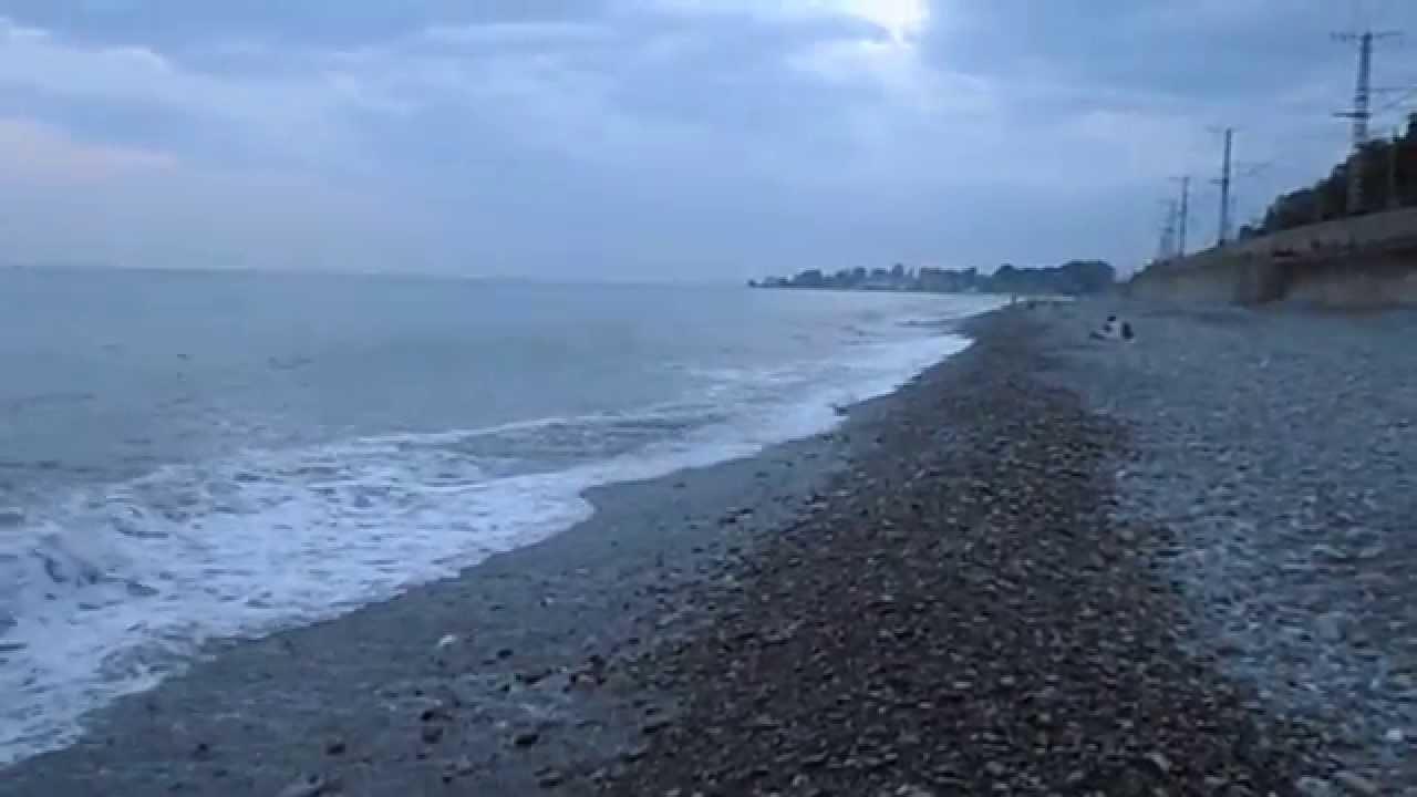фото черное море лазаревское