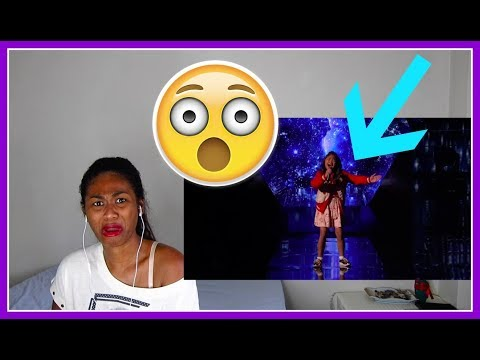 Thumbnail: Angelica Hale 9 Year Old Sings Incredible 'Clarity' Cover (America's Got Talent 2017) | Reaction