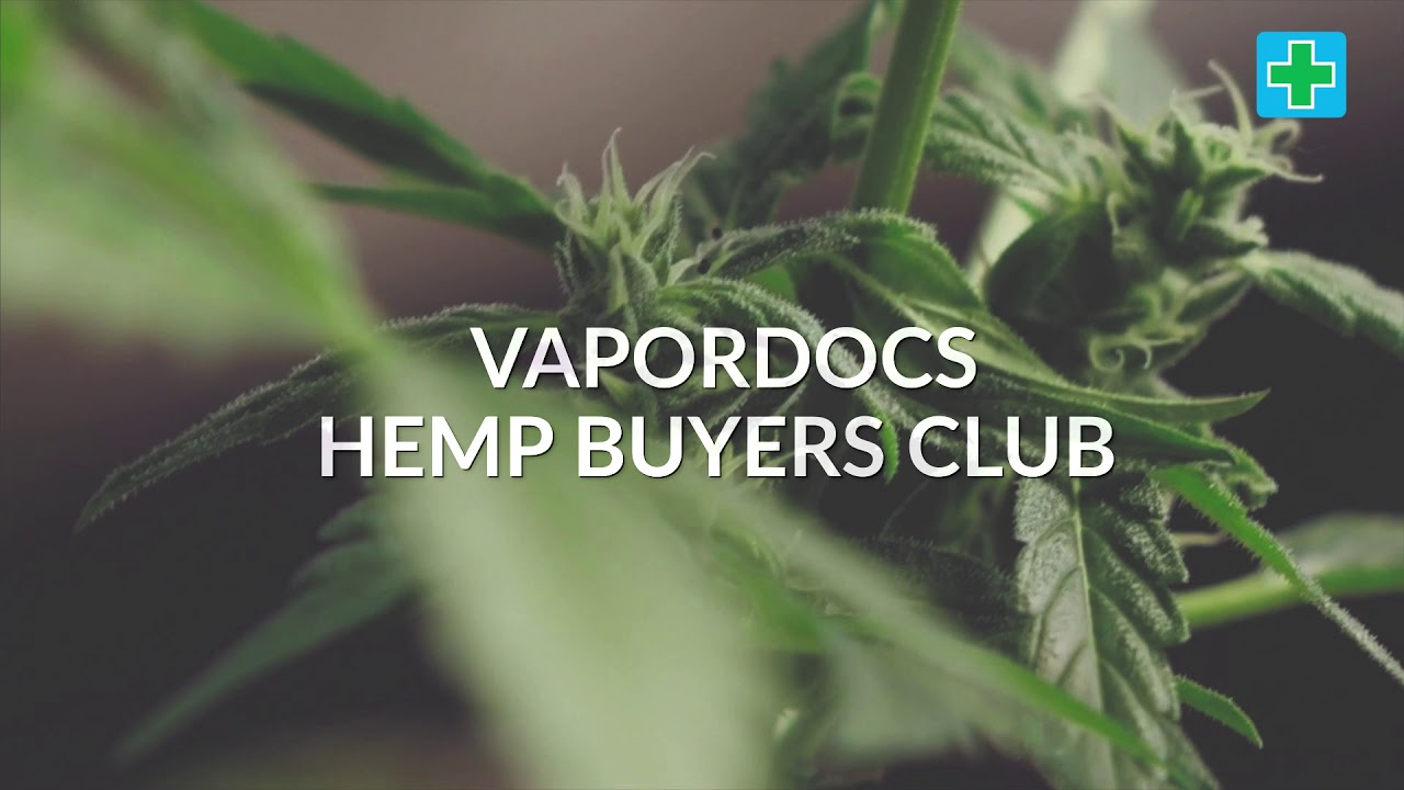 VaporDOCS Hemp Buyer's Club