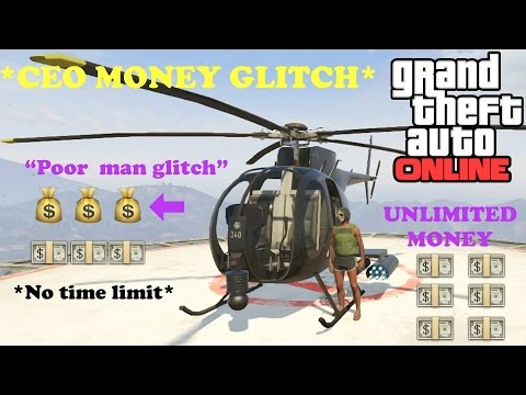 *NEW* CEO WORK MONEY GLITCH (GTA 5 Online) ALTERNATIVE MONEY METHOD! Bypass Time Limit!