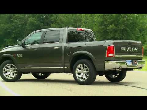 Jacking and Tire Changing - How to change a tire on 2018 Ram Truck