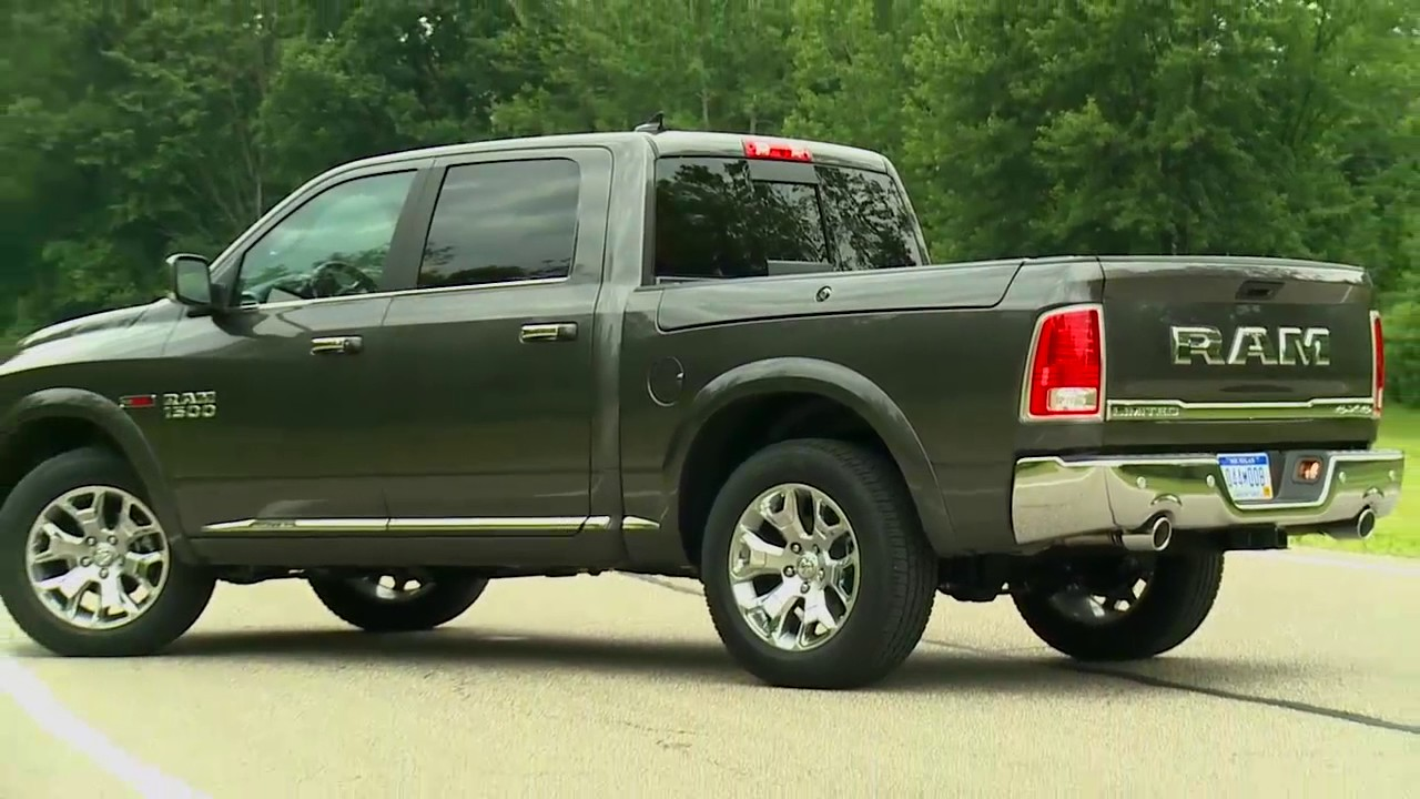 Jacking And Tire Changing How To Change A On 2018 Ram Truck