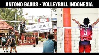 BAGUS ANTONO volleyball indonesia - kumpulan smash voly antono bagus